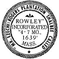 Rowley Town of