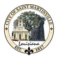City of St Martinville