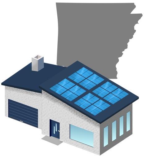 Solar power in Arkansas