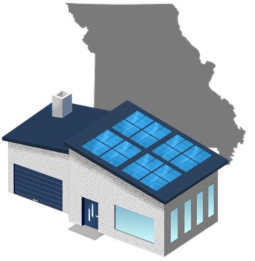 Solar power in Missouri