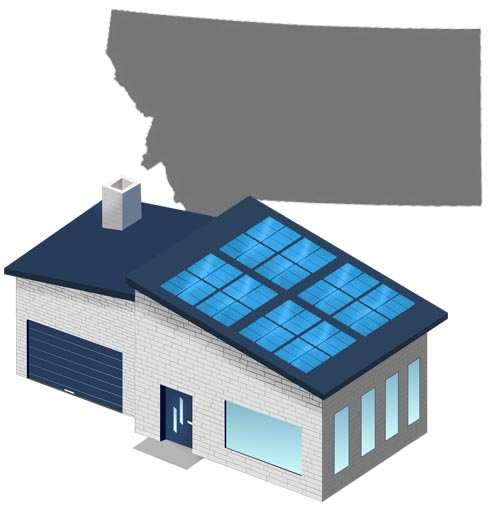 Solar power in Montana