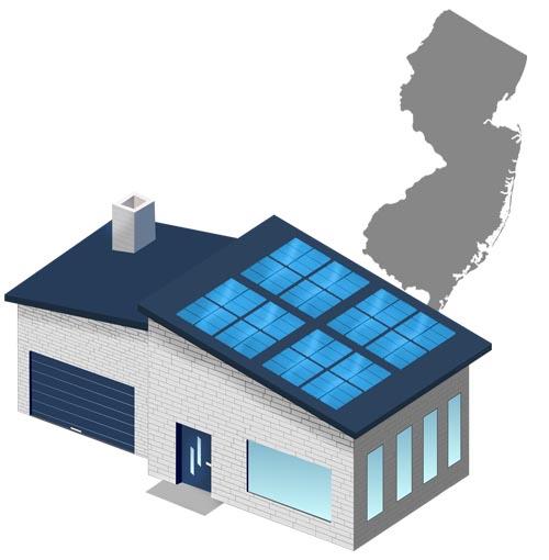 Solar power in New Jersey