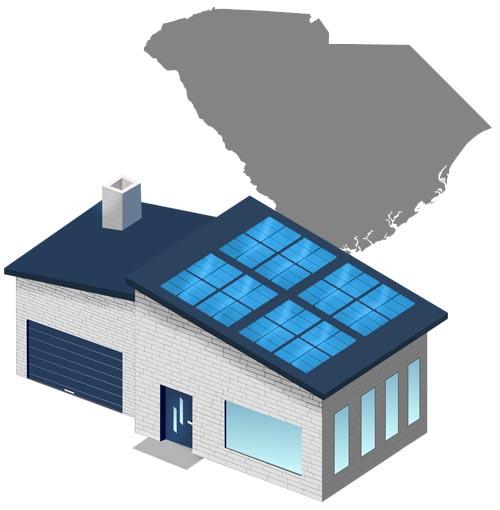 Solar power in South Carolina