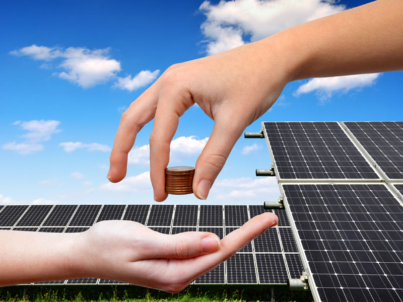 Solar incentives calculator