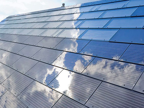 Tesla S Solar Glass Tiles Renew Interest In Solar Shingles