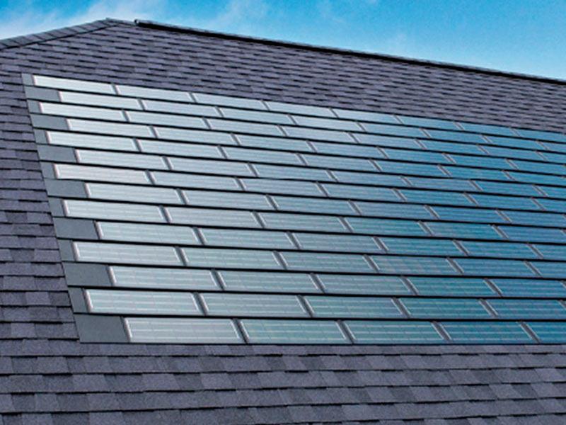Tesla Roof Shingles >> Tesla S Solar Glass Tiles Renew Interest In Solar Shingles And