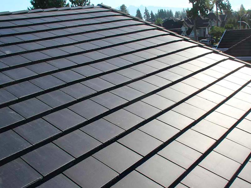 Elon Musk Solar Shingles >> Tesla S Solar Glass Tiles Renew Interest In Solar Shingles And