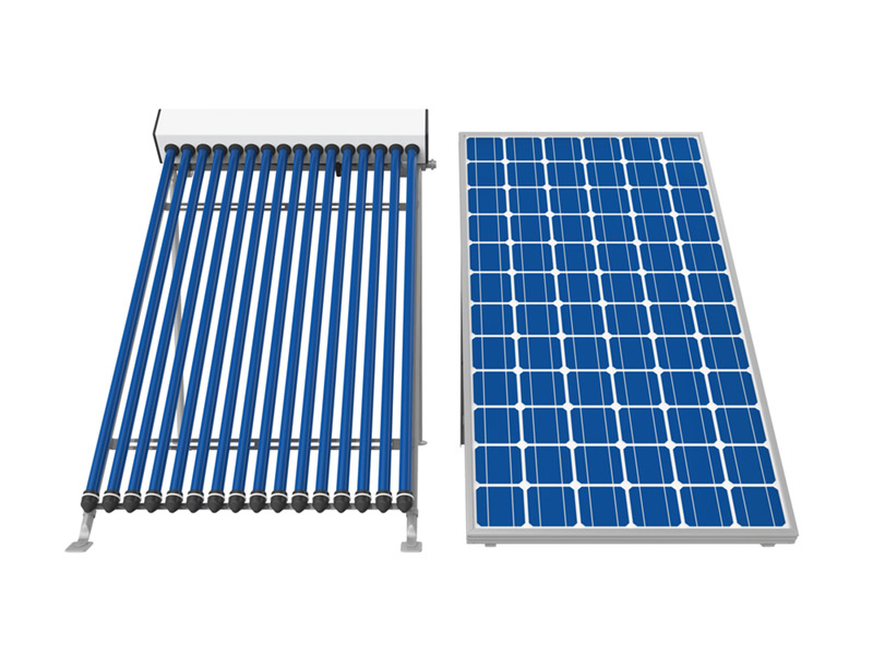 thermal panels and photovoltaic solar panels