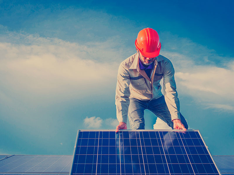 What is a solar carve out?