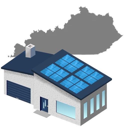 Solar power in Kentucky