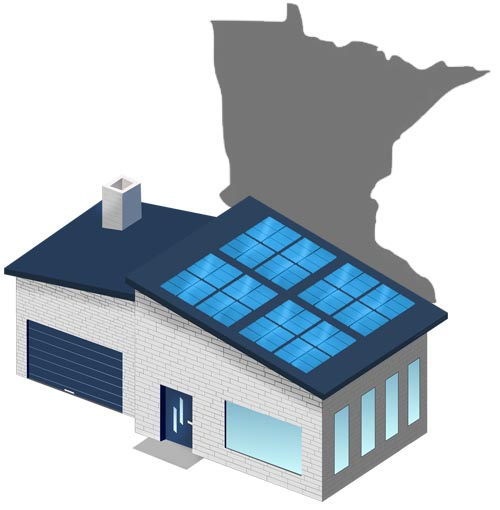 Solar power in Minnesota