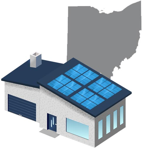 Solar power in Ohio