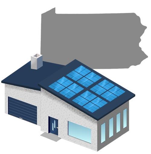 Solar power in Pennsylvania