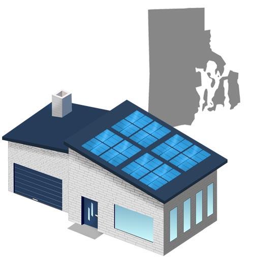 Solar power in Rhode Island