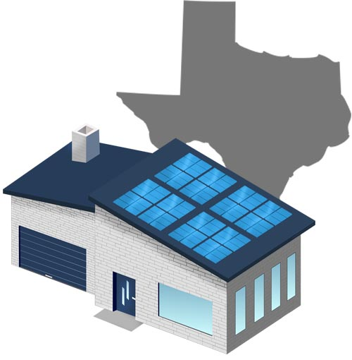 Solar power in Texas
