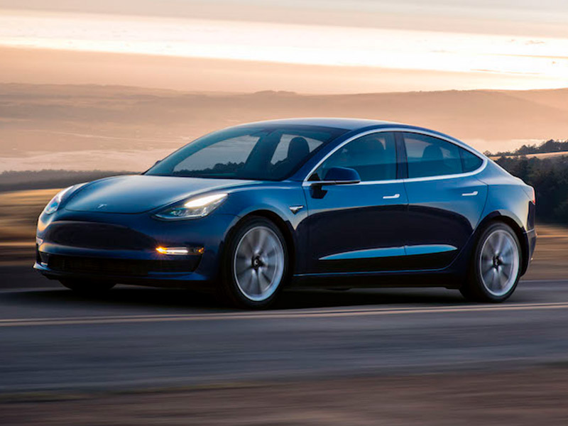 Will Someone Introduce a Tesla Killer Electric Vehicle in 2018?