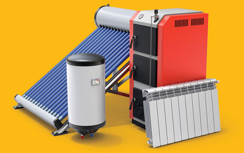 How much will a solar water heater save me? Advantages of solar water heaters explained