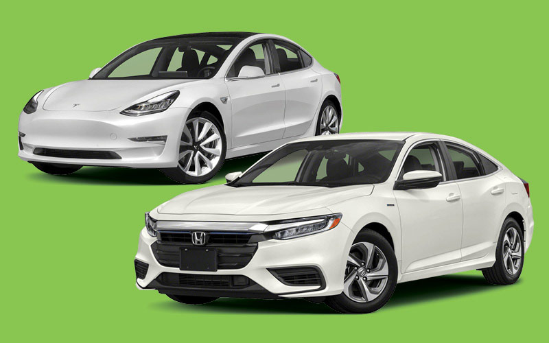 Hybrids versus electric cars 2019: Which is the best car for you?