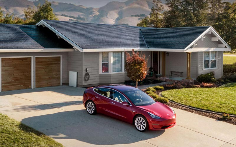 CertainTeed shingles and SunTegra shingles vs Tesla Solar Roof