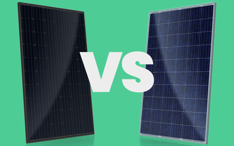 Black or blue solar panels which is better