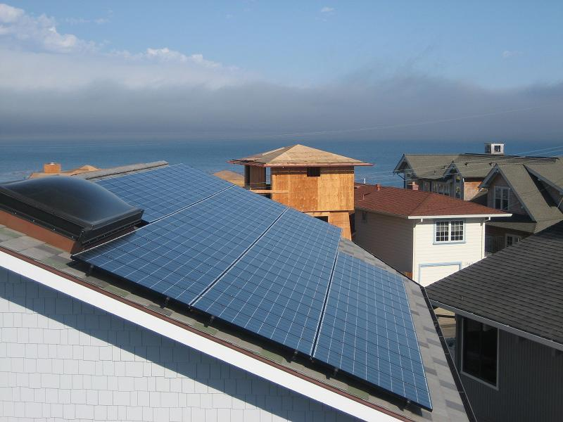 What types of solar power systems can I get for my home?