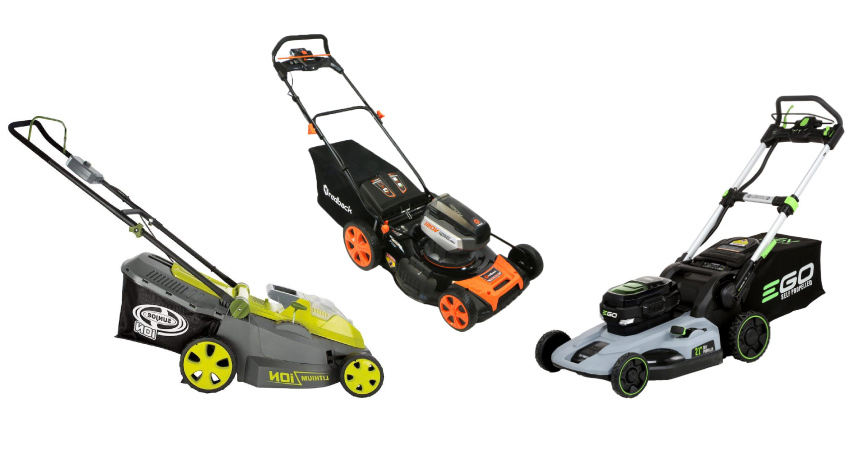 What are the best electric lawn mowers in 2019
