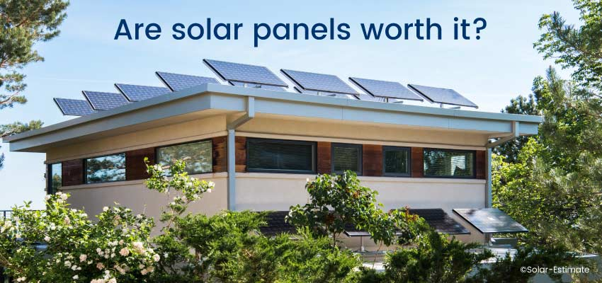 Are solar panels worth it?