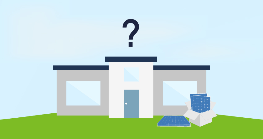 Is Solar Panel Installation Possible On A Flat Roof
