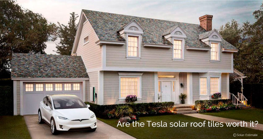 Tesla Shingles Cost >> Are The Tesla Solar Roof Tiles Worth It