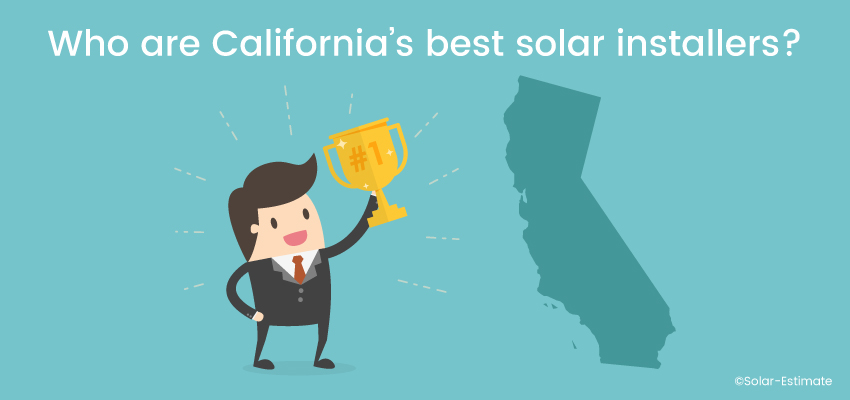 Who are California's best solar installers?
