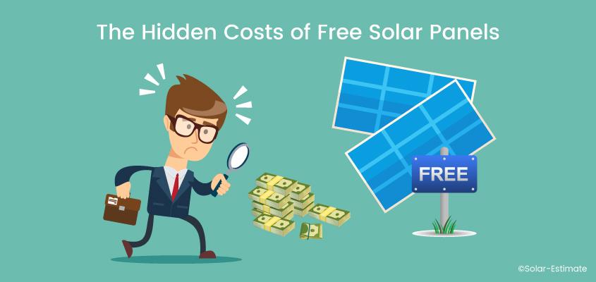 the hidden costs of free solar panels in 2018 solar estimate news