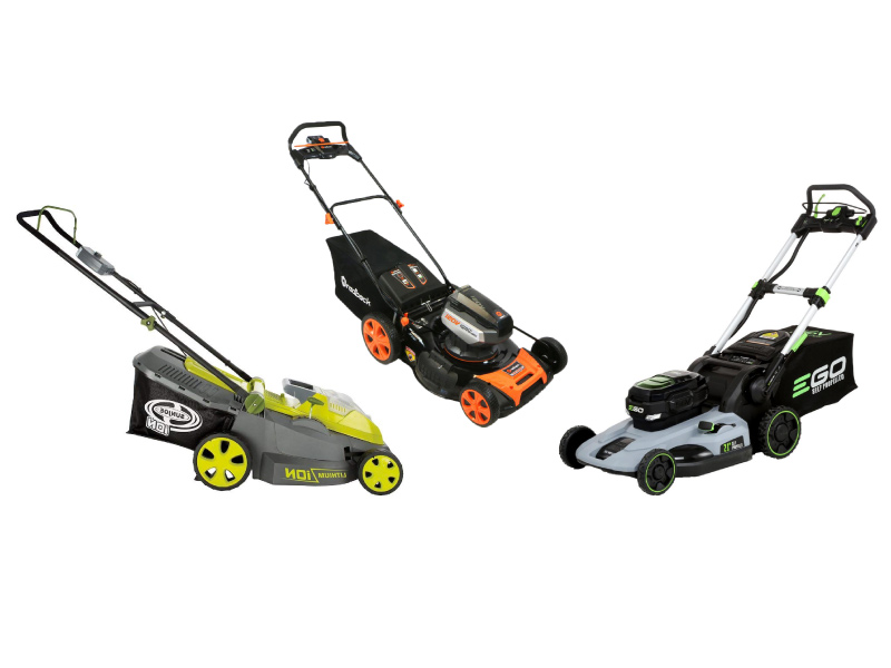 What are the best electric lawn mowers in 2019?