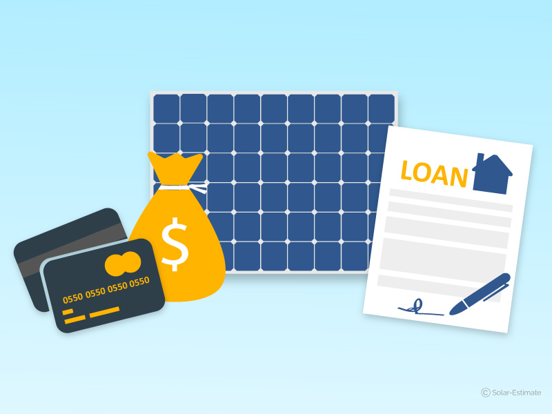 What is the best option to finance your solar installation?