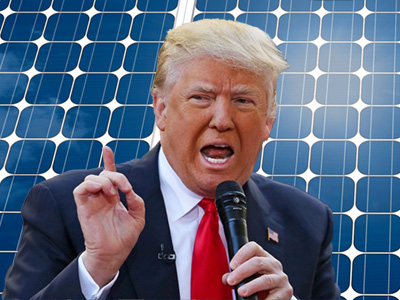 How will Trump's solar tariffs affect residential solar panel costs