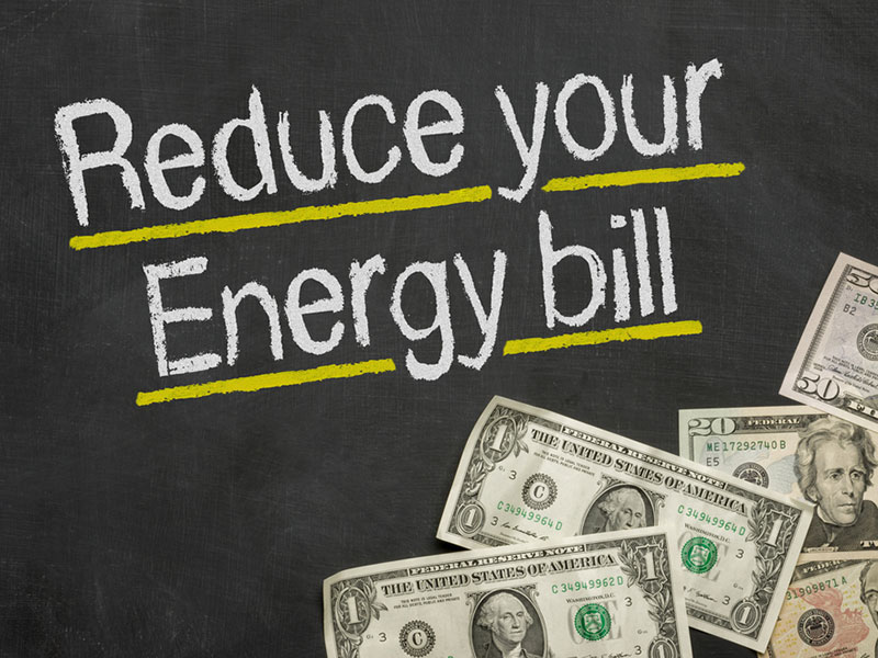 10 Ways to Reduce Your Energy Bill