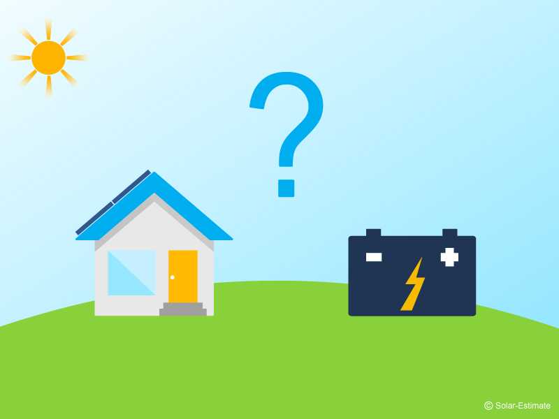 What are the pros and cons of off-grid solar battery solutions