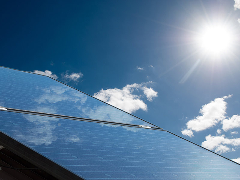 What is solar energy and how do solar panels work in your home?