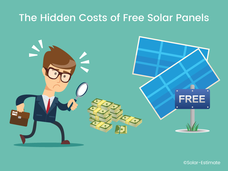 The Hidden Costs of Free Solar Panels in 2018